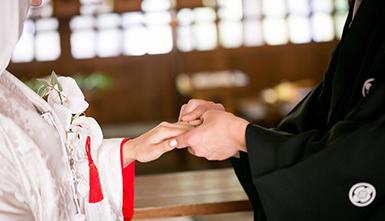岡山のお米で結婚式のギフト